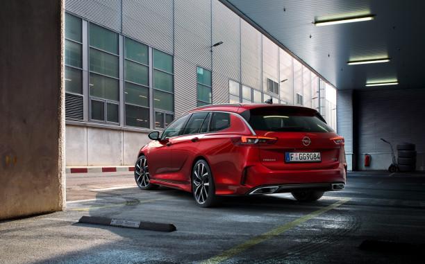 Opel Insignia presentation